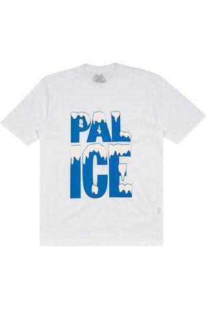 PALACE Men Short Sleeve - Pal Ice T-Shirt