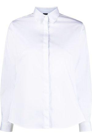 FAY Women Long Sleeve - Classic button down shirt