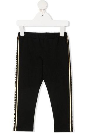 Balmain Baby Leggings - Logo-print leggings