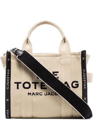 Marc Jacobs Women Handbags - The Mini Traveler logo-print tote bag