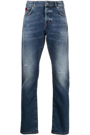 John Richmond Men Straight - Straight leg denim jeans
