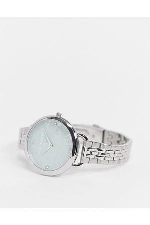 Ted Baker Green dial and crystal watch