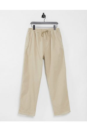 Carhartt Lawton relaxed straight fit pant in beige
