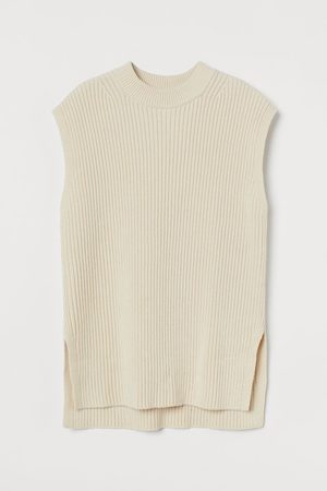 H&M Oversized sweater vest
