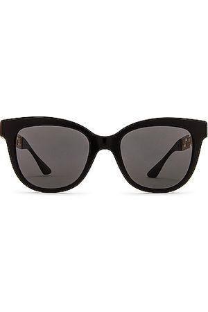 VERSACE Women Sunglasses - Greca Cat Eye Sunglasses in