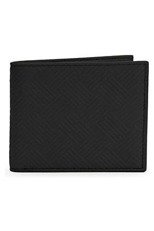 Bottega Veneta Embossed Leather Billfold Wallet