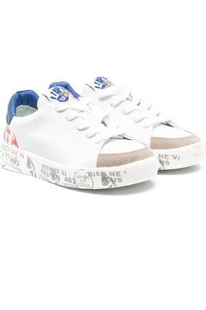 Premiata Charlie low-top sneakers