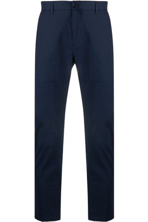 DEPARTMENT 5 Mid-rise slim-fit trousers