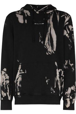 1017 ALYX 9SM Men Hoodies - Tie-dye print hoodie