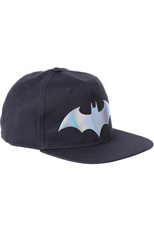 Batman Men Caps - Men Grey Printed Snapback Cap