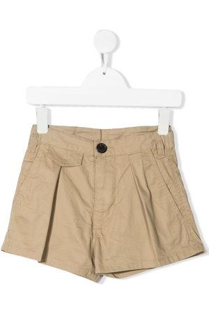 Dsquared2 Girls Shorts - High-waisted flared shorts
