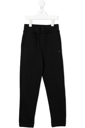 Tommy Hilfiger Boys Trousers - Drawstring cotton track pants