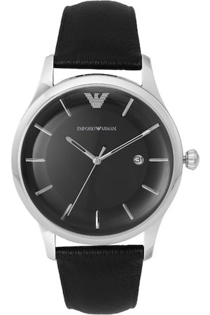 Armani Men Black Analogue Watch AR11020
