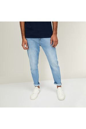 Forca Men Light Faded Carrot Fit Jeans