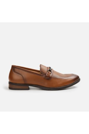 Code Men Solid Bit Loafers