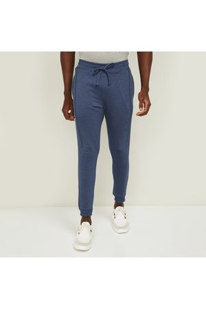 Fame Forever Men Solid Elaticated Joggers