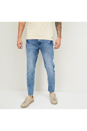 Forca Men Washed Carrot Fit Jeans