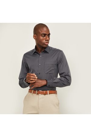 Louis Philippe Men Striped Slim Fit Formal Shirt