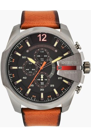 Diesel Mega Men Chronograph Watch- DZ4343