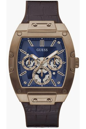 Guess Men Solid Multifunctional Watch- GW0202G2