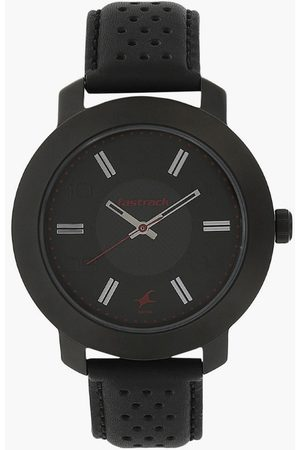 Fastrack Round Dial Analog Men's Wristwatch - NM3120NL02