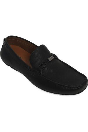Aldo Men Black Loafers