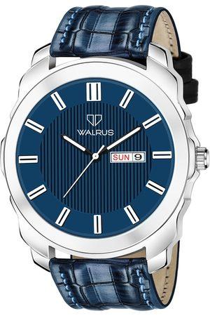 WALRUS Men Blue Analogue Watch WWTM-Mvrk-II-030307