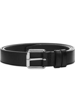Comme des Garçons Wallet Comme des Garcons Classic Leather Belt