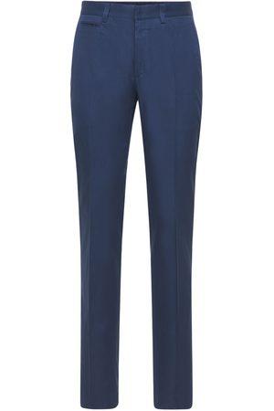 BRIONI Men Trousers - 20cm Arosa Cotton Gabardine Pants