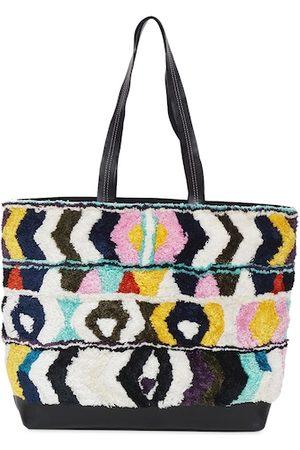 Diwaah Multicoloured Printed Tote Bag