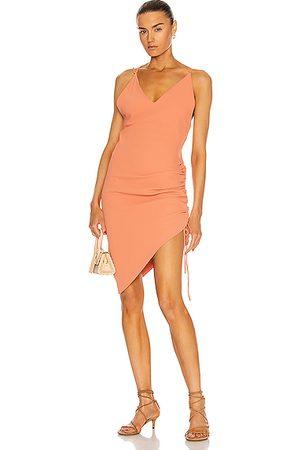 IRO Clody Dress in Abricot