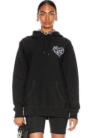 CHRISTIAN COWAN X Lil Nas Heart Sweatshirt in 1