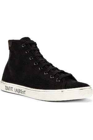 Saint Laurent Malibu Sneaker in