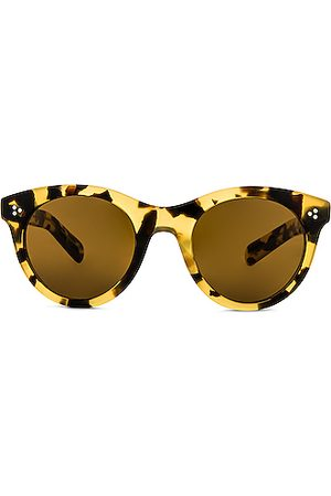 Oliver Peoples Merrivale Sunglasses in YTB & True