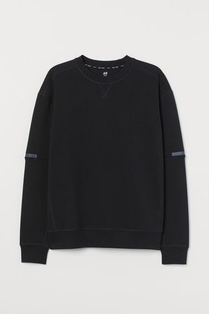 H&M Men Sports Tops - Relaxed Fit Sports top