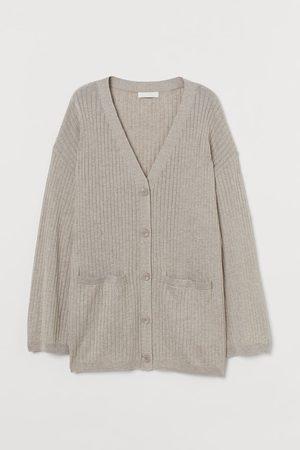 H&M Women Cardigans - Rib-knit cardigan