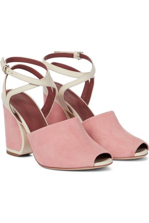 Loro Piana Planchart suede sandals