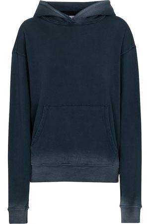 Velvet Women Hoodies - Adoria ombré cotton hoodie