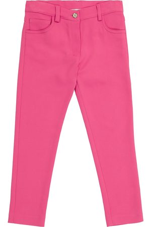 Dolce & Gabbana Slim stretch-cady pants