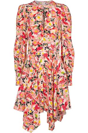 Stella McCartney Felicity floral silk minidress