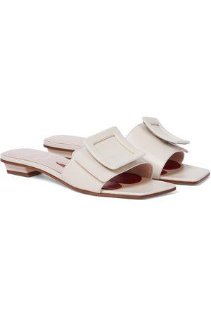 Roger Vivier Women Platform Sandals - Leather sandals