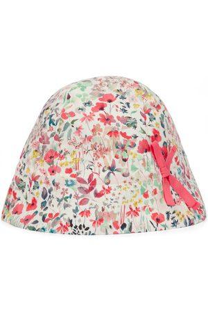 BONPOINT Baby Grigri floral cotton hat