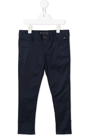 Tommy Hilfiger Boys Chinos - Skinny-fit stretch-cotton chinos