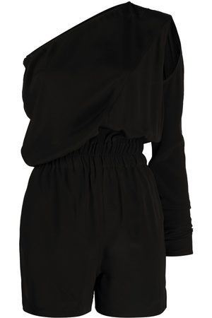 Rick Owens Women Playsuits - Cut-out playsuit