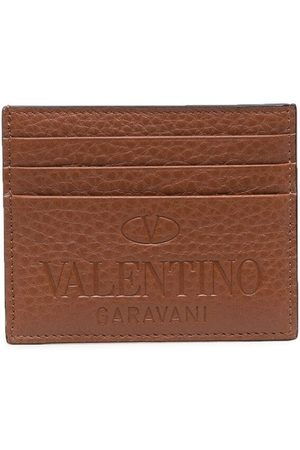 VALENTINO GARAVANI Men Wallets - Logo debossed cardholder