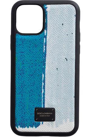 Dolce & Gabbana Men Phone Cases - Striped iPhone 11 Pro case