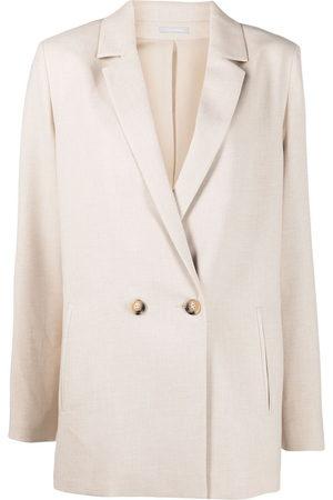12 STOREEZ Boxy double-breasted coat