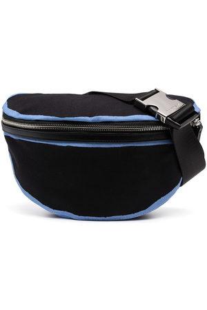 Ports V Belts - Contrast-trim belt bag
