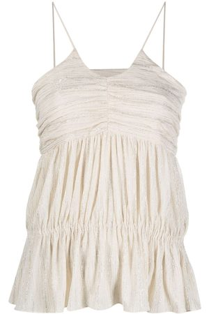IRO Women Vests - Surry ruched camisole