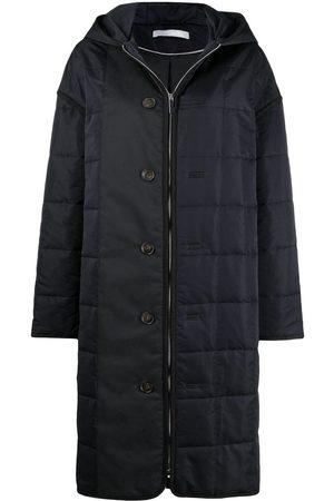 12 STOREEZ Women Trench Coats - Hooded padded coat